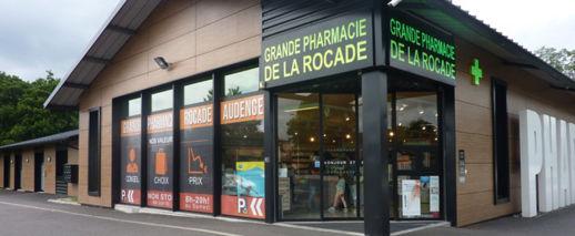 Pharmacie De La Rocade Audenge,AUDENGE