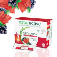 Naturactive Phytothérapie Fluides Solution buvable Circulation 20 Sticks/10ml à AUDENGE