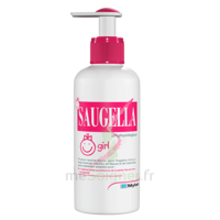 SAUGELLA GIRL Savon liquide hygiène intime Fl pompe/200ml à AUDENGE