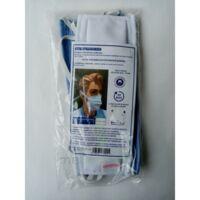 Masque de protection en tissu réutilisable B/2 à AUDENGE
