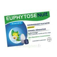 Euphytosenuit Tisane 20 Sachets à AUDENGE