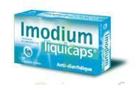 IMODIUMLIQUICAPS 2 mg, capsule molle à AUDENGE