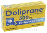 DOLIPRANE 500 mg Comprimés 2plq/8 (16) à AUDENGE
