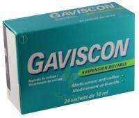 GAVISCON, suspension buvable en sachet à AUDENGE