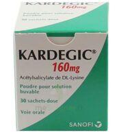 KARDEGIC 160 mg, poudre pour solution buvable en sachet à AUDENGE