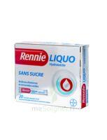RENNIELIQUO SANS SUCRE, suspension buvable édulcorée à la saccharine sodique en sachet-dose à AUDENGE