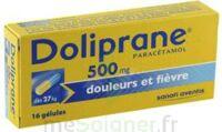DOLIPRANE 500 mg Gélules B/16 à AUDENGE
