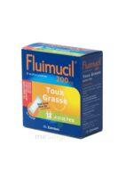 FLUIMUCIL EXPECTORANT ACETYLCYSTEINE 200 mg ADULTES SANS SUCRE, granulés pour solution buvable en sachet édulcorés à l'aspartam et au sorbitol à AUDENGE