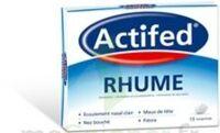 ACTIFED RHUME, comprimé à AUDENGE