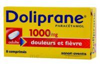 DOLIPRANE 1000 mg Comprimés Plq/8 à AUDENGE