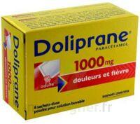 DOLIPRANE 1000 mg Poudre pour solution buvable en sachet-dose B/8 à AUDENGE