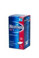 NICOTINELL MENTHE FRAICHEUR 2 mg SANS SUCRE, gomme à mâcher médicamenteuse 8Plq/12 (96) à AUDENGE