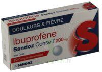 IBUPROFENE SANDOZ CONSEIL 200 mg, comprimé enrobé à AUDENGE