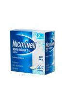 NICOTINELL MENTHE FRAICHEUR 2 mg SANS SUCRE, gomme à mâcher médicamenteuse Plq/204 à AUDENGE