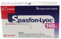 SPASFON LYOC 160 mg, lyophilisat oral à AUDENGE