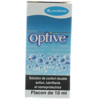 OPTIVE, fl 10 ml à AUDENGE