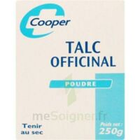 COOPER TALC, bt 250 g à AUDENGE