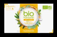 Nutrisanté Infusions Bio Tisane Régulation des sucres 20 Sachets à AUDENGE