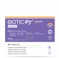 Aragan Biotic P7 Adulte Poudre 10 Sticks à AUDENGE