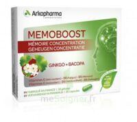 Memoboost Ginkgo + Bacopa Gélules B/30 à AUDENGE