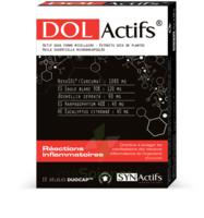Synactifs Dolactifs Gélules duocaps B/15 à AUDENGE