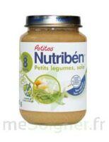 NUTRIBEN POTITOS LEGUMES POISSON, pot 200 g à AUDENGE
