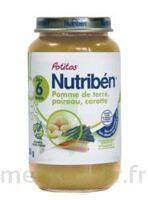 NUTRIBEN POTITOS LEGUMES, pot 250 g à AUDENGE