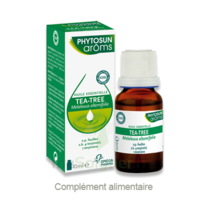 Phytosun Arôms Huiles essentielles Tea-tree 10 ml à AUDENGE