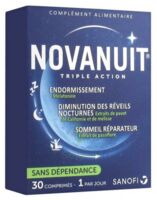 Novanuit Triple Action B/30 à AUDENGE