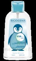 ABCDerm H2O Solution sans rinçage nettoyante bébé Fl pompe/1L à AUDENGE
