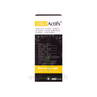 Synactifs Oroactifs Solution buccale Fl pulv/15ml à AUDENGE