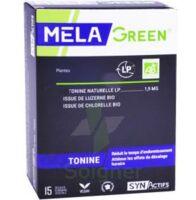 Synactifs Melagreen  Bio Gélules B/15 à AUDENGE