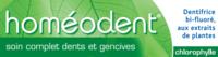 Boiron Homéodent Soin Complet Dents et Gencives Pâte Dentifrice Chlorophylle T/75ml à AUDENGE