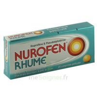 NUROFEN RHUME, comprimé pelliculé à AUDENGE