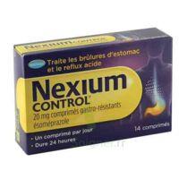 NEXIUM CONTROL 20 mg Cpr gastro-rés Plq/14 à AUDENGE