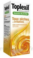 TOPLEXIL 0,33 mg/ml sans sucre solution buvable 150ml à AUDENGE