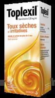 TOPLEXIL 0,33 mg/ml, sirop 150ml à AUDENGE
