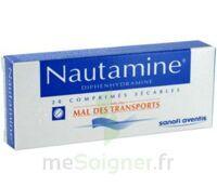 NAUTAMINE, comprimé sécable à AUDENGE