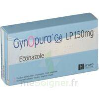 GYNOPURA L.P. 150 mg, ovule à libération prolongée Plq/2 à AUDENGE