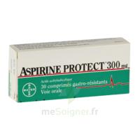 ASPIRINE PROTECT 300 mg, comprimé gastro-résistant à AUDENGE