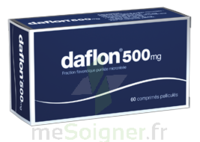 DAFLON 500 mg Comprimés pelliculés Plq/60 à AUDENGE