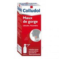 COLLUDOL Solution pour pulvérisation buccale en flacon pressurisé Fl/30 ml + embout buccal à AUDENGE