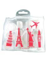 Kit flacons de voyage à AUDENGE