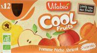Cool Fruits Pomme Pêche Abricot à AUDENGE