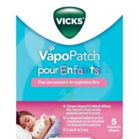 VICKS VAPOPATCH ENFANTS à AUDENGE