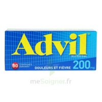 ADVIL 200 mg, comprimé enrobé B/30 à AUDENGE