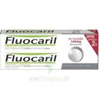 Fluocaril Bi-Fluoré 145 mg Pâte dentifrice blancheur 2*75ml à AUDENGE