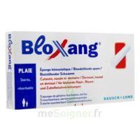 BLOXANG Eponge de gélatine stérile hémostatique B/5 à AUDENGE