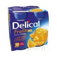 DELICAL BOISSON FRUITEE Nutriment orange 4Bouteilles/200ml à AUDENGE