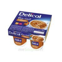 DELICAL RIZ AU LAIT Nutriment caramel pointe de sel 4Pots/200g à AUDENGE